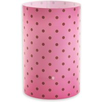 A girl s dream   children s room table lamp Pink