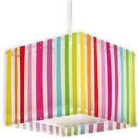 Colourful children s hanging light Decoline
