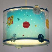 Planets   children s pendant light with motif