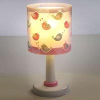 Cute children s room table lamp Birds