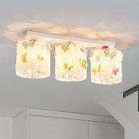 Ceiling lamp Butterfly for children