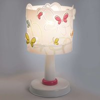 Butterfly   sweet table lamp for children