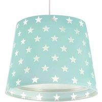 Stars children s hanging lamp  luminescent effect
