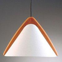 Beautiful pendant light PILA by Domus