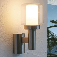 Poliento outdoor wall light
