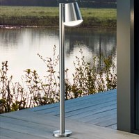 Caldiero path light in stainless steel