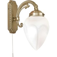 Impery one bulb wall light