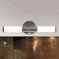 Appealing wall light Palmo  2 bulb chrome