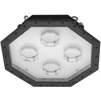LED high bay spotlight Giga octagonal IK10  175 W