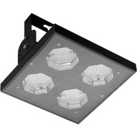LED floodlight or high bay spotlight Wide Beam 87W
