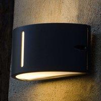 Modern BONN exterior wall light
