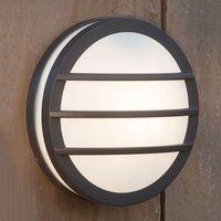 Round NANDIN exterior wall light