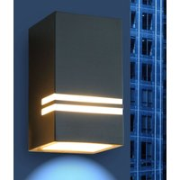 Stripes   an attractive LED outdoor wall lamp