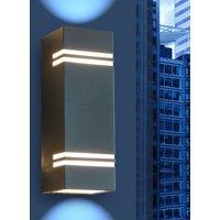 Modern Stripes LED outdoor wall light