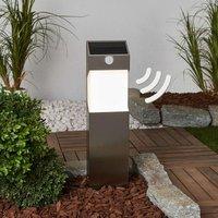 Solstel   LED solar path light with sensor