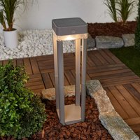 LED solar path light Table Cube   with switch