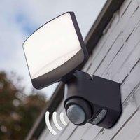 Sunshine LED outdoor spotlight  motion detector