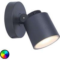 Explorer WiZ LED outdoor spotlight