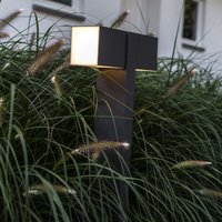 Cuba LED path light  flexibly adjustable light