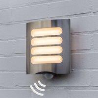 Farell sensor outdoor wall light  split diffuser