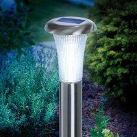 Vesuv solar light stainless steel