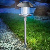 Swing Duo Solar   stainless steel solar light