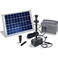 Solar pump system Siena with LEDs