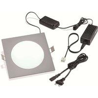 LED installed light PRINCE  daylight  quadr