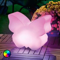 LED solar light Butterfly  colour change function