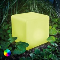 Smart Cube   LED solar cube with colour change