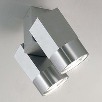 STYLE DUO ceiling or wall spotlight  two bulb