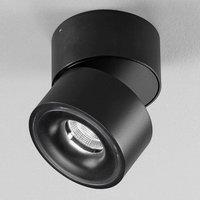 Clippo black  aluminium LED spotlight  dimmable