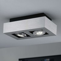 Loke Two Lamp LED Ceiling Lamp