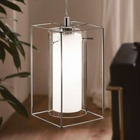 Modern Loncino hanging light made from glass