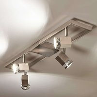 Four bulb Zeraco LED ceiling spotlight