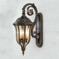 Baton Rouge wall light with arm  76 2 cm