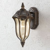 Baton Rouge wall light with no arm