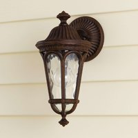 Regent Court Outside Wall Light Rustic