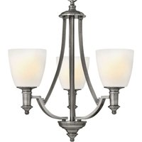 Truman Hanging Light Elegant Three Bulbs
