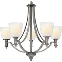 Truman Hanging Light Elegant Five Bulbs