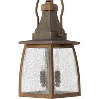 Montauk Hanging Light Solid Brass