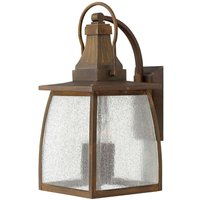 Montauk Wall Light Solid Brass Four Bulbs