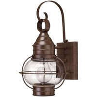 Cape Cod Wall Light Brass 36 cm