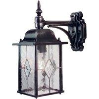 Wexford Outside Wall Light Lantern Shape