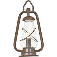 Miners Pillar Light in Miner s Light Style