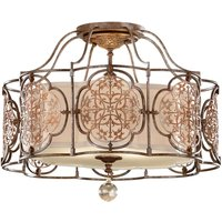 Marcella Ceiling Light Ornate