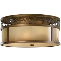 Justine Ceiling Light Antique Look