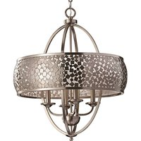 Zaria Hanging Light Metal Extravagant