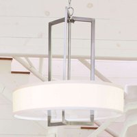 Large fabric pendant light Hampton