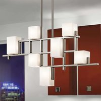 City Lights modern hanging light